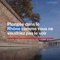 Plongée dans le Rhône comme vous ne voudriez pas le voir