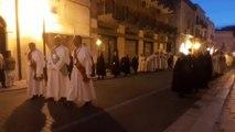Andria: processione dei Santi Patroni 2019 vista da via Regina Margherita