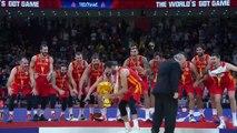 İspanya kupayı böyle kaldırdı
