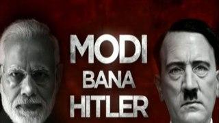 Modi bana Hitler (A documentary)