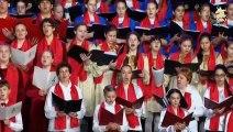 Песня о тревожной молодости - Сводный хор (2013)