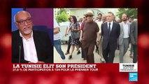 """Présidentielle en TUNISIE : """"Saut dans l'inconnu en cas de qualification de Nabil Karoui"""""""