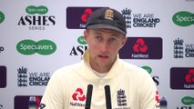 Joe Root post final Ashes Test