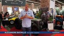 Lamborghini Centenario Trattori en direct du Salon de Francfort