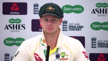Tim Paine & Steve Smith post final Ashes Test (Part 1)