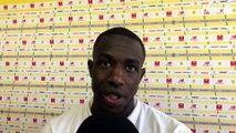 FCN-SDR (1-0) : la réaction de Hassane Kamara
