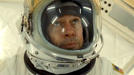 "Ad Astra with Brad Pitt – ""Mayday Call"" Clip"