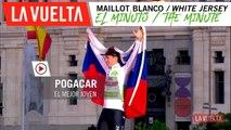 Minuto del maillot blanco | La Vuelta 19