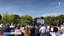 Innovation : un drone-taxi à l'essai
