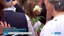 Toulon : hommage aux disparus de la Minerve
