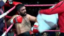 Burak Sahin vs Tamaz Zadishvili (14-09-2019) Full Fight