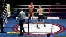 Aleksandar Marinkovic vs Justin Schmager (14-09-2019) Full Fight