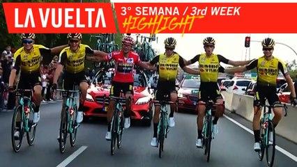 Weekly Highlight - 3rd week / 3ème semaine | La Vuelta 19