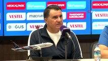 """Mustafa Kaplan: """"İyi oynayarak kazandığımız puan için mutluyuz"""""""