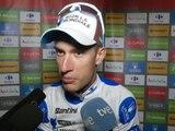 """Vuelta - Bouchard : """"Une satisfaction pour l'équipe"""""""
