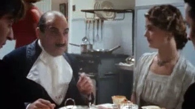 Agatha Christie's Poirot Season 1 Episode 5 The Third Floor Flat (1989)