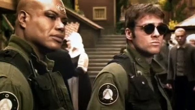 Stargate SG Season 5 Episode 5 Red Sky