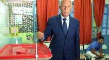 Es wird ausgezählt: Wer kommt in Tunesien in die Stichwahl?