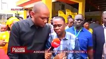 Bantama Sow sur le 3e mandat : ''C'est au peuple de donner la possibilité à Alpha Condé''