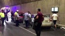 Pendik'te trafik kazası : 2 ölü, 1 yaralı