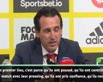 "Arsenal - Emery : ""On n'a pas pu reprendre le contrôle"""