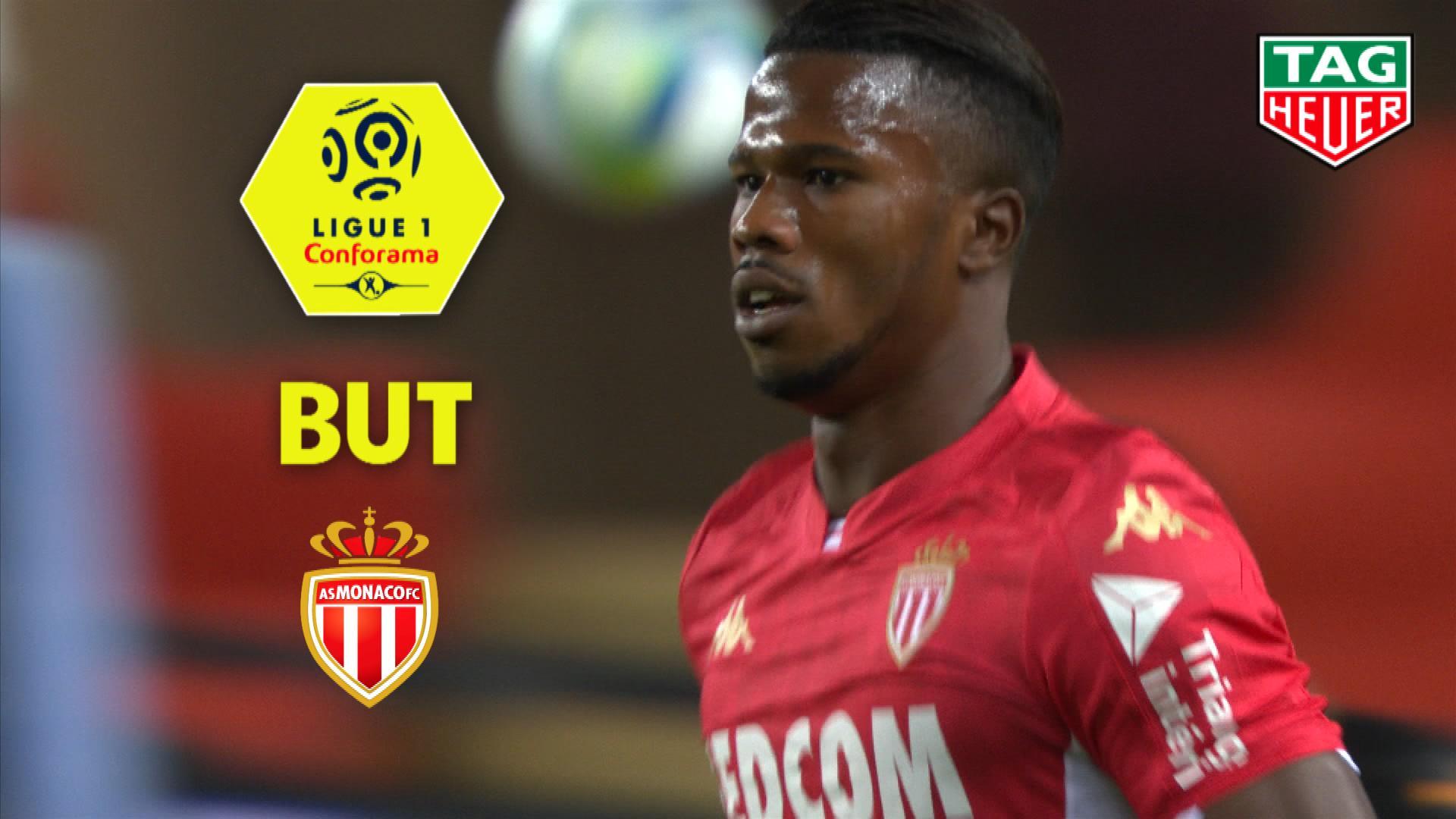 But Keita BALDE (75ème) / AS Monaco - Olympique de Marseille - (3-4) - (ASM-OM) / 2019-20