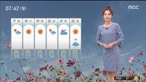 [날씨] 서쪽 늦더위, 동해안 선선…주 후반 선선한 바람