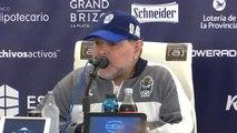 Racing won with 'dirty goals' - Maradona