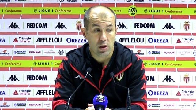 Jardim en conf après Monaco-OM (3-4)