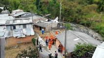 Al menos siete muertos en accidente de avioneta en suroeste de Colombia