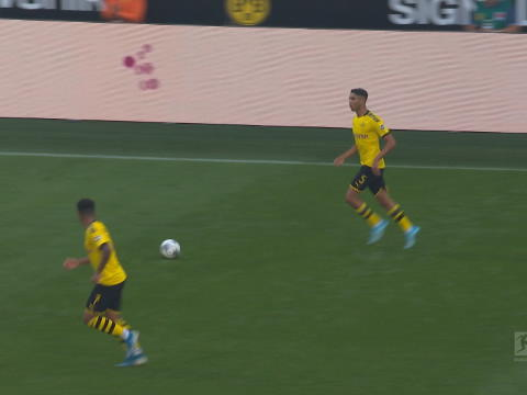 4e j. - Dortmund en démonstration contre Leverkusen