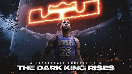 LeBron James MOVIE: The Dark King Rises