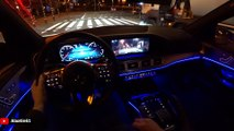 The NEW Mercedes GLE AMG 2020 NIGHT Test Drive