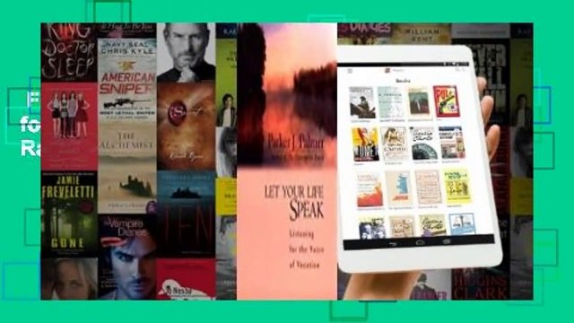 Full E-book  Let Your Life Speak: Listening for the Voice of Vocation  Best Sellers Rank : #3