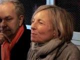Marielle de sarnez et les tetes de listes du Modem Paris