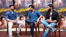 Ali Fazal On Ranbir Kapoor As The Best Actor, Nepotism With Satyajeet Dubey | Prasthanam | EXCLUSIVE