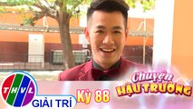 uTHVL | Gặp gỡ ca sĩ Hồ Trung Dũng với vai trò Giám khảo Người hát tình ca Mùa 4 | Chuyện hậu trường - kỳ 88