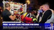 Un homme de 100 ans est mort dans l'incendie d'un Ehpad du 16e arrondissement de Paris