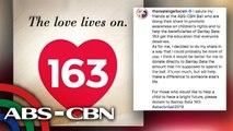 Angel Locsin, nagpaliwanag kung bakit 'di siya nakapunta sa ABS-CBN Ball 2019 | UKG
