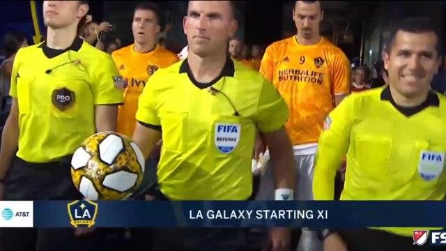 Los Angeles Galaxy vs Sporting Kansas City 7 - 2 Highlights Összefoglaló Resumes Goles 16 09 2019 HD