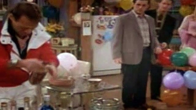 Friends Season 2 Episode 22 The Two Parties