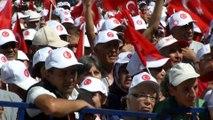 """- CHP Genel Başkanı Kemal Kılıçdaroğlu: """"Önümüzde belki seçimler olacak. O seçimlerde de yerel seçimlerde kazandığımız başarıyı, kazanacağız"""""""