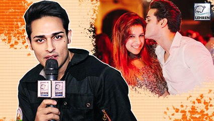 Priyank Sharma Opens Up About His Relationship With Benafsha
