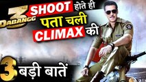3 Important Information Reveled About Salman Khan's  DABANGG 3 Climax!