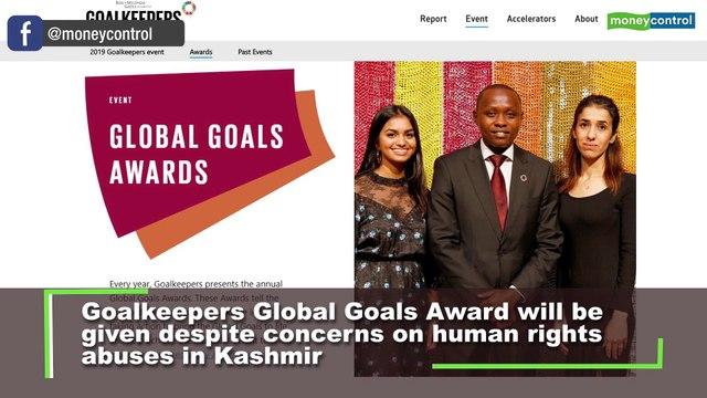'Free Kashmir' activists ask Bill, Melinda Gates not to honour PM Modi