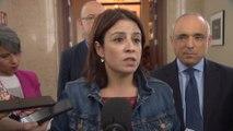 Lastra (PSOE) no ve posible una investidura