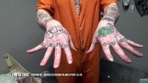 """AVANT-PREMIERE: Le magazine de W9 """"Etat de choc"""" s'intéresse ce soir aux """"gangs blancs qui font la loi dans les prisons US"""" - Découvrez les premières images - VIDEO"""
