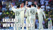 England vs Australia 5th Ashes Test Match report