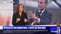 Comment Emmanuel Macron met la pression à ses ministres en mesurant leur efficacité sur une application