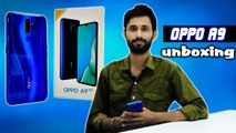 Oppo A9 2020 Quick Unboxing